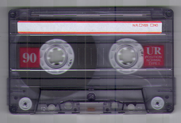 cassette 1 Phoenix Mini Type In: The Dance Mix