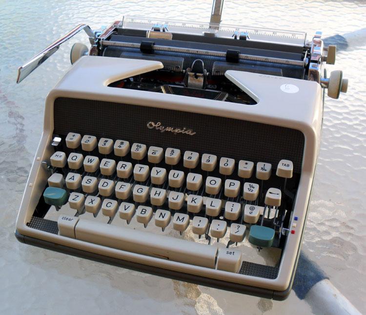 1963 Olympia SM-7 # 2335640