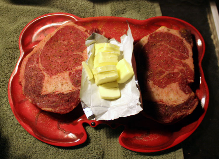 Mmmmmm, steaks! :D