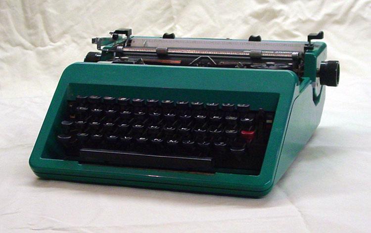 1968 Olivetti Studio 45 # 1300740