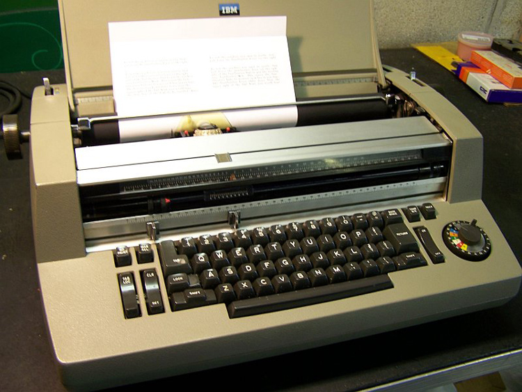 196X IBM Selectric Composer - 6251