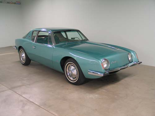 1963 STUDEBAKER AVANTI R2 Fun with the Anscoflex II Pseudo TLR