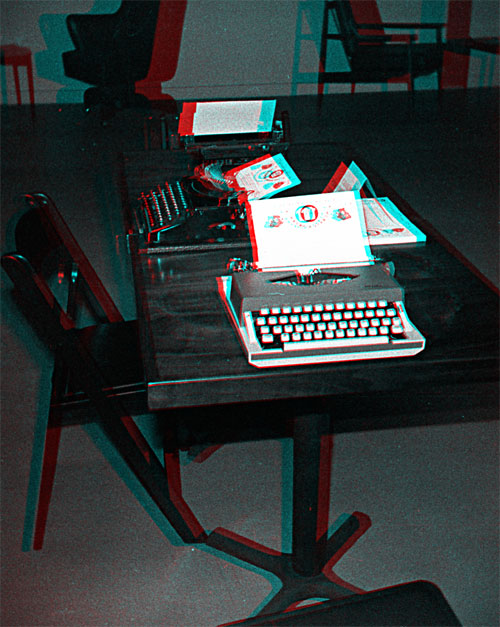 2014 07 26 5a The 5th Phoenix Type In: Squigglyvision and Anaglyphic 3D, Part 1