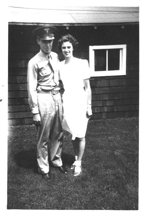 Grandpa Joe and Grandma Helen