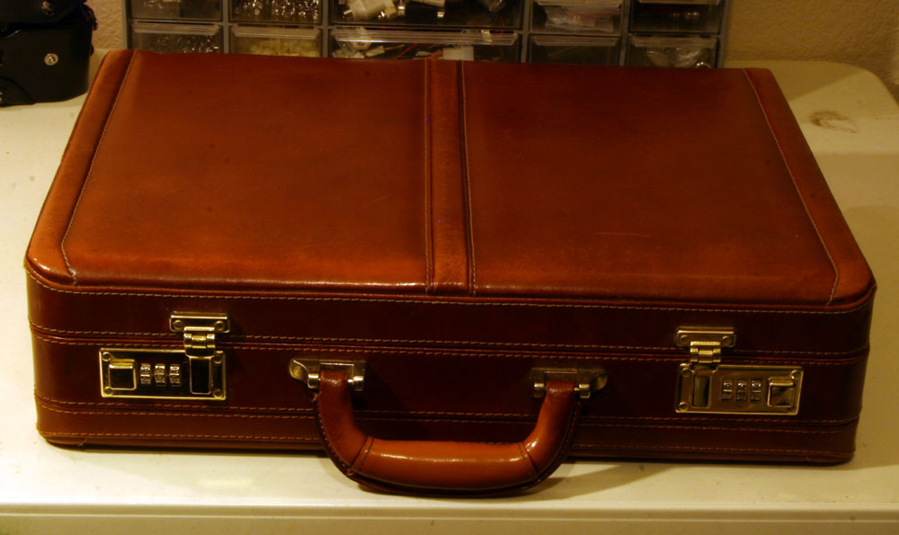 You remember this briefcase, right?