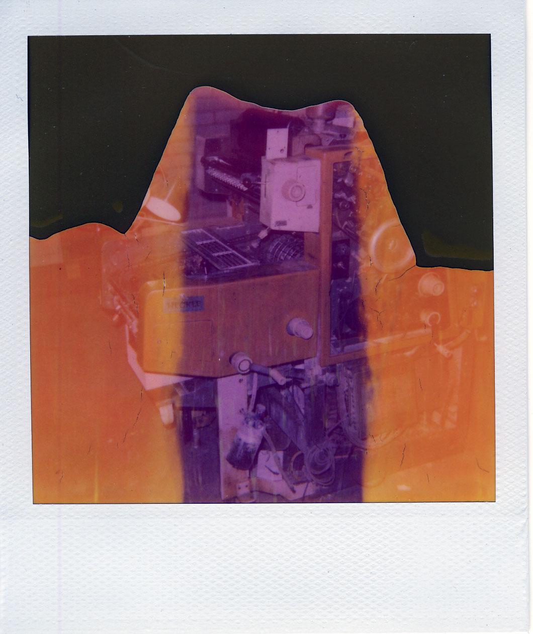 Heckle, Itek 975CD Offset Press